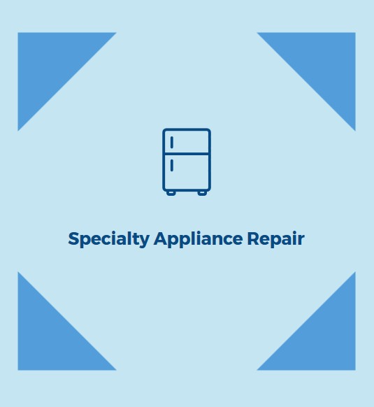 Specialty Appliance Repair Tampa, FL 33602